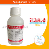 Desinfektan Kandang SPECTARAL-25 100ml - Disinfektan Antiseptik Hewan