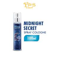 Fres And Natural Hijab Refresh Spray Cologne 100 ml