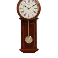 Jam Dinding Jam Dinding Kayu Seiko Pendulum Antik Original Klasik