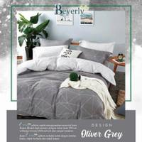 Set bed cover sprei Katun Premium size 90x200 x t30cm