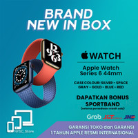 Apple Watch Series 6 44mm Silver / Gold / Space Gray / Blue / Red