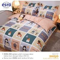 Bedcover&Sprei Katun ESRA Ukuran 140x200-200x200cm