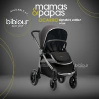 Baby Stroller Mamas & Papas Ocarro Signature Edition MamasPapas - Onyx