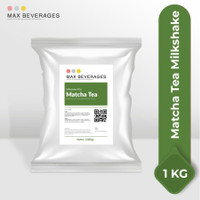 [1KG] BUBUK GREEN TEA MILKSHAKE / MATCHA FRAPPUCCINO /GREEN TEA FRAPPE