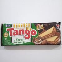 WAFER TANGO RENYAH RASA CHOCO TIRAMISU 130 GRAM