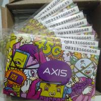 Kartu Perdana AXIS 0k SP Reguler SEGEL | Super Murah Meriah
