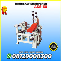 Mesin Asah Gergaji PIta Bandsaw Sharpener 1Phs AKS - 60