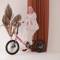 Sepeda BNB VICKY Ukuran 20 Inch