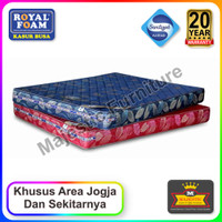 Kasur Busa Royal Exclusive Economy - 160/180 - Tebal 21cm (REE)
