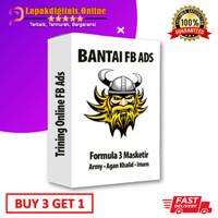 Bantai FB Ads - Tutorial Facebook Ads Tingkat Expert