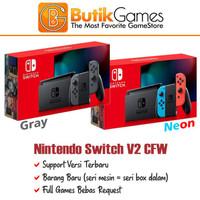 Nintendo Switch Console CFW 256GB Bonus Full Game