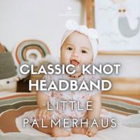 LITTLE PALMERHAUS CLASSIC KNOT HEADBAND - BANDANA IKAT KEPALA
