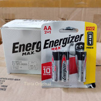 Baterai Energizer LR06/AA isi 3 1.5V
