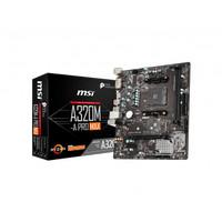 MSI A320M-A PRO MAX SOCKET AM4 MOTHERBOARD AMD