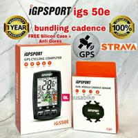 Speedometer igpsport igs50 igs50e Original bundling sensor cadence