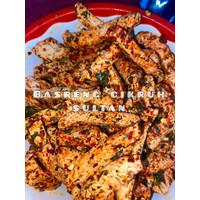 1KG Basreng Sultan Bandung / Basreng pedas daun jeruk
