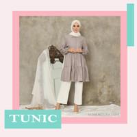 Atasan Tunik/ Kemeja Wanita Muslim Terbaru Premium Original by Vahayya