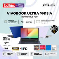 ASUS VIVOBOOK ULTRA M413IA - RYZEN 3-4300U 8GB 512GB 14 FHD W10 OHS