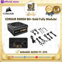 CORSAIR RM650 650 Watt 80 PLUS Gold Certified Fully Modular PSU