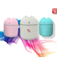 Humidifier USB Colorful Air Aroma Theraphy Puriffer Diffuser