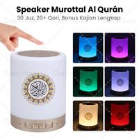 Speaker Murotal Quran 30 Juz Lampu Tidur + Bisa Bluetooth