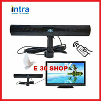 Antena Tv Digital Intra Analog Remot Control Indoor/Outdoor INT1000DGT
