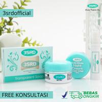 Cream Pemutih Wajah yang Aman untuk Ibu Hamil & Menyusui 3SRD