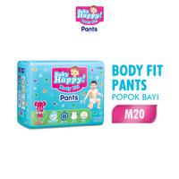 Baby Happy Popok Bayi Body Fit Pants M 20