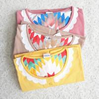 Piyama Wanita/ Baju Tidur Anak Remaja/ Setelan Panjang Perempuan (L)
