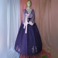 hanbok baju adat tradisional korea costume kostum hambok hanbook may01