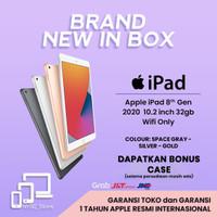 Apple iPad 8 2020 32GB WiFi 10.2 Inch Retina 32 GB Gold Silver Grey
