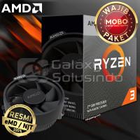 AMD Ryzen 3 3200G 3,6Ghz - 4Ghz / 4 Core + 4 Thread - AM4