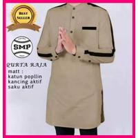 SMP KOKO QURTA RAJA, Baju kemeja pria muslim pakistan fashion terbaru