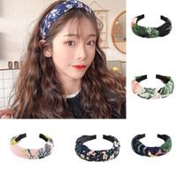 Bando Bandana Headband korea edisi floral