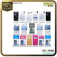 iPhone 5s 5 5C SE Anti Gores Clear Anti Finger Glare Screen Protector