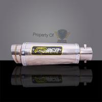 Silincer Knalpot Racing RCB Inlet/ Diameter 50 mm