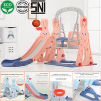 Perosotan Anak Ayunan Kelinci Prosotan Indoor Playground Slide WM19073