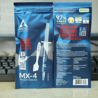 Pasta Arctic Processor Cooling MX-4 / MX4 Thermal Compound 4gr