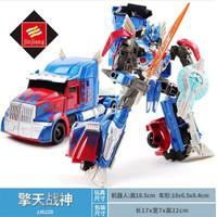 Robot Deformtion Tycon Optimus Prime