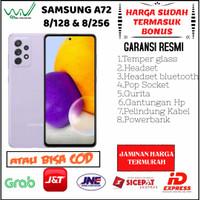 SAMSUNG A72 RAM 8/256 & RAM 8/128 GB GARANSI RESMI