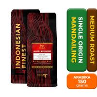 WoCA Arabika Mandailing 150 gram