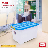 Shinpo Container Box CB 95 SIP114 Max