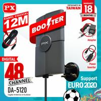 Antena TV digital PX|antena indoor outdoor digital PX original - DA-5120