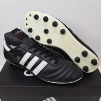 Sepatu Bola - Soccer Adidas Copa Mundial Black White - FG