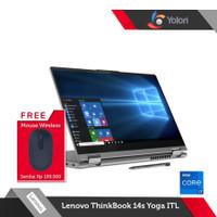 Lenovo ThinkBook 14s Yoga ITL i7-1165G7 16GB 1TB SSD Irish Win10 + OHS