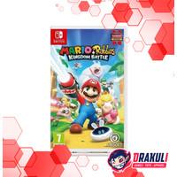 Switch Mario + Rabbids Kingdom Battle (Eur/English)