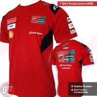 T Shirt Motogp Ducati Lenovo 2021