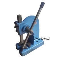 (h66) Alat pon pres/press manual 1 ton / Arbor press manual 1ton