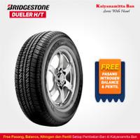 Ban Bridgestone Dueler H/T D684 265/60 18 Ban Mobil Fortuner R18
