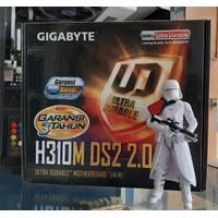 GIGABYTE GA-H310M-DS2 2.0 Motherboard (DDR4, LGA1151) GA H310M DS2